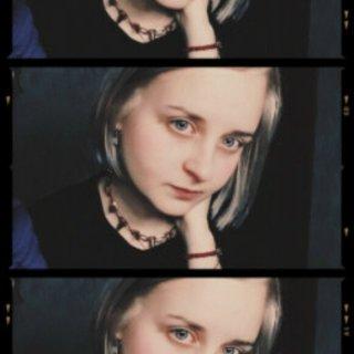 Рисунок профиля (Анжелика)